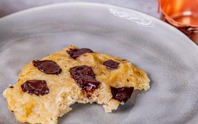 Fast vegan cookie