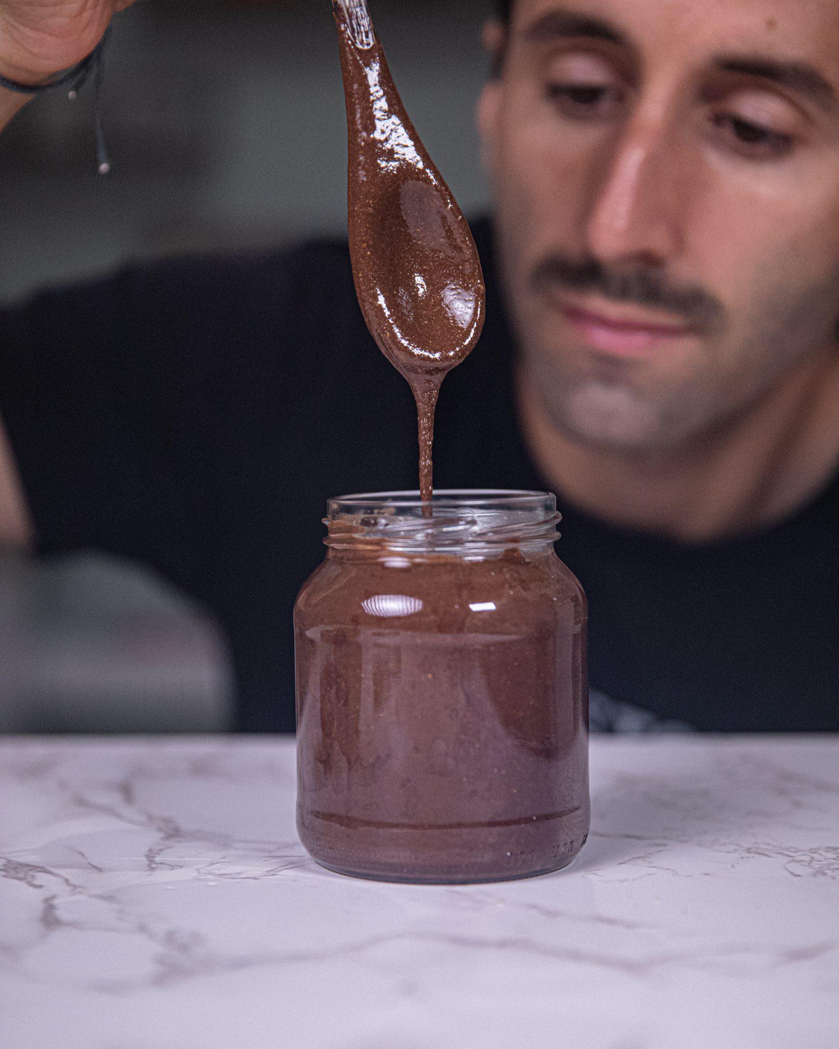 Vegan nutella healthy