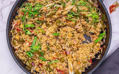 One Pot gebratener Reis